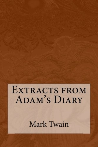 Extracts from Adam's Diary ebook