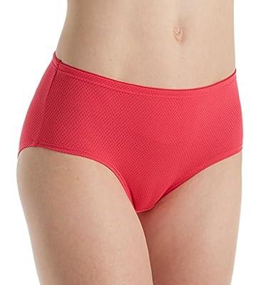 Fruit of the Loom Women's Underwear Breathable Panties (Regular & Plus Size)
