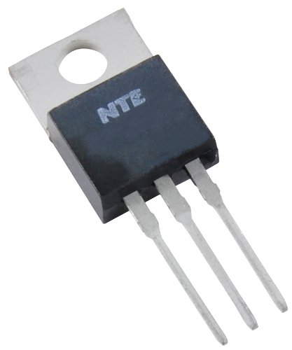 NTE Electronics NTE342 NPN Silicon Transistor, RF Power Output, TO220 Type Package, 35V, 2 Amp ()