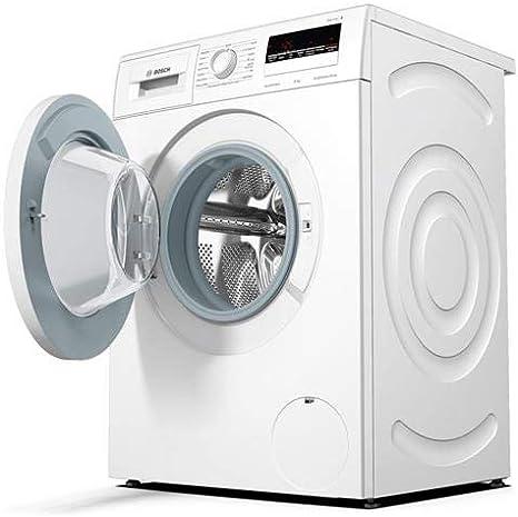 Bosch WAN24268II - Lavadora (1200 rpm, clase A+++, 8 kg): Amazon ...