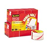 Scotch® See-Through Book Repair Tape TAPE,BOOK TAPE,CR 71662 (Pack of2)