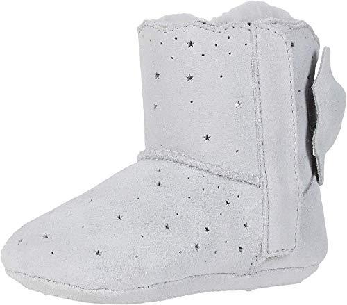 UGG Girls' Jesse Bow II Starry LITE Fashion Boot, Grey Violet, 04/05 M US Infant