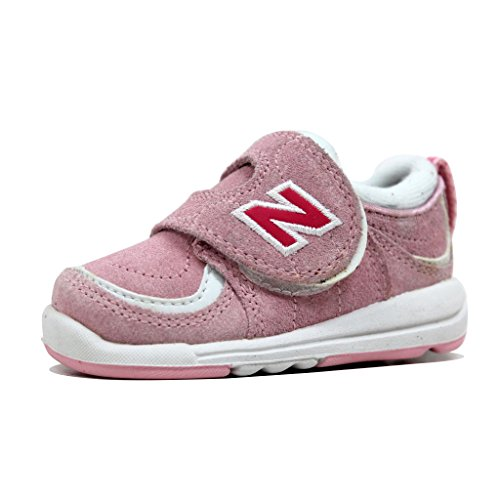 New Balance Infant/Toddler KV503PSI Sneaker,Pink,3 M US Infant