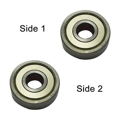 Replacement Ball Bearing 8x24x8(mm) - SE 628ZZ