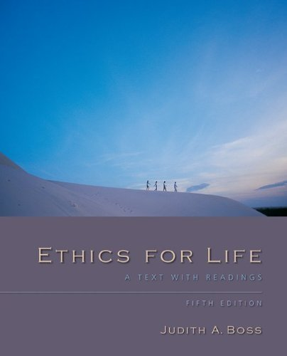 Download Ethics For Life 5th (fifth) by Boss, Judith (2010) Paperback ebook