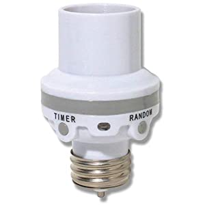 Westek SLC6CBC-4 100W Programmable Screw-In Light Control  sc 1 st  Amazon.com & Westek SLC6CBC-4 100W Programmable Screw-In Light Control ... azcodes.com
