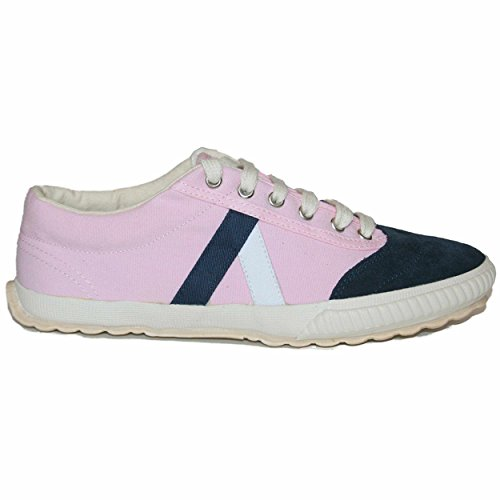 El Ganso Tigra Canvas Walking, Zapatillas de Deporte Unisex Adulto (43 EU, Rosa)
