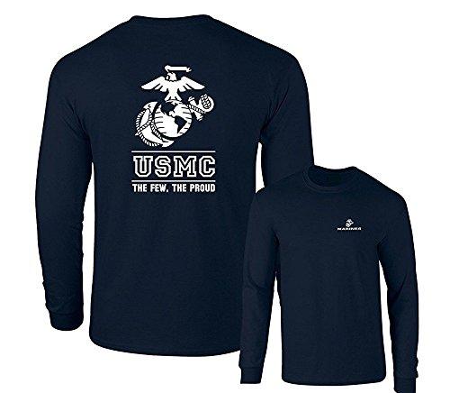 Navy Emblem T-shirt - 1