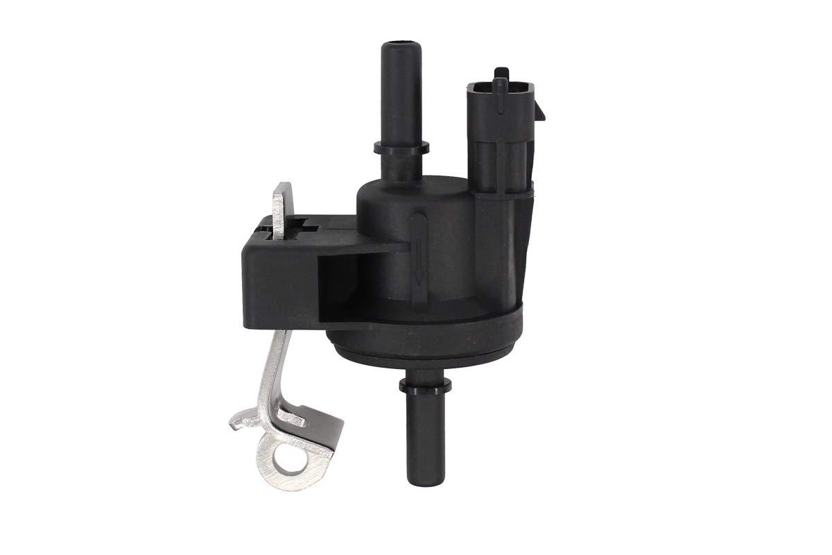 NewYall EVAP Evaporative Vapor Emission Canister Purge Solenoid Control Valve w//Bracket