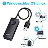 JEEKEXI Mouse Jiggler USB Port,Driver-Free Plug