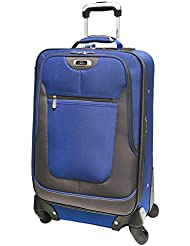 Skyway Epic 24 inch Expandable 4-Wheel Upright, Surf Blue, One Size