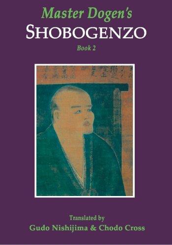 Master Dogen's Shobogenzo, Book 2