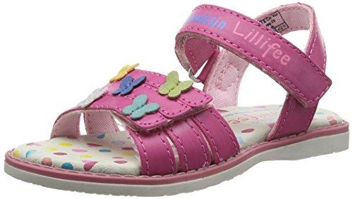 Prinzessin Lillifee 410371 - Sandalias Niñas Rosa - rosa