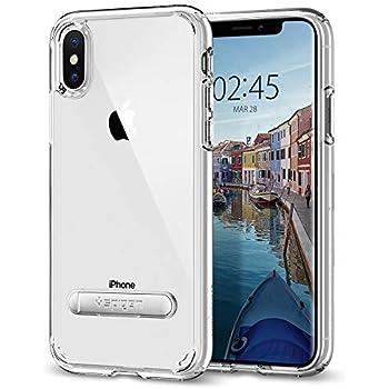 a136734a680 Spigen Ultra Hybrid S Designed for Apple iPhone Xs Case (2018) / Designed  for