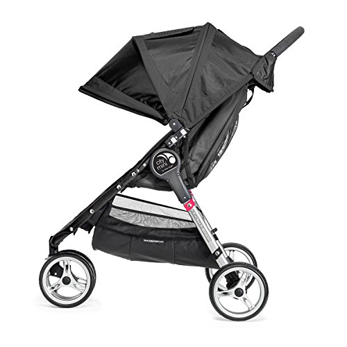 Baby Jogger City Mini Stroller In Black, Gray Frame by Baby Jogger (Image #2)