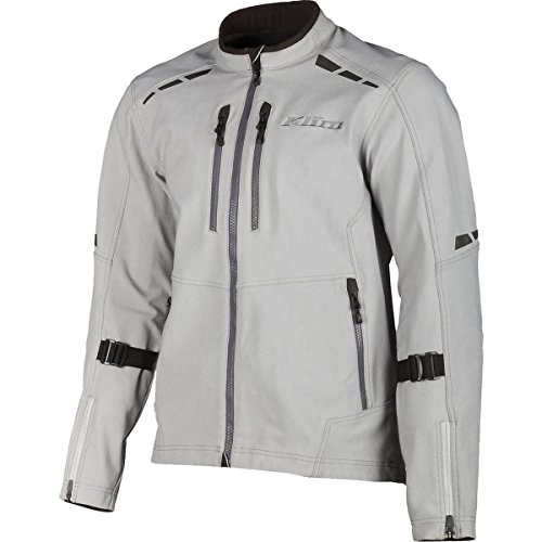 Klim Marrakesh Men's Street Motorcycle Jackets - Gray/X-Large (Best Looking Mens Jackets)