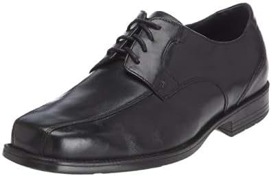 Rockport Men's Ready For Business Bike Toe Dress Shoe,Black,11 M US