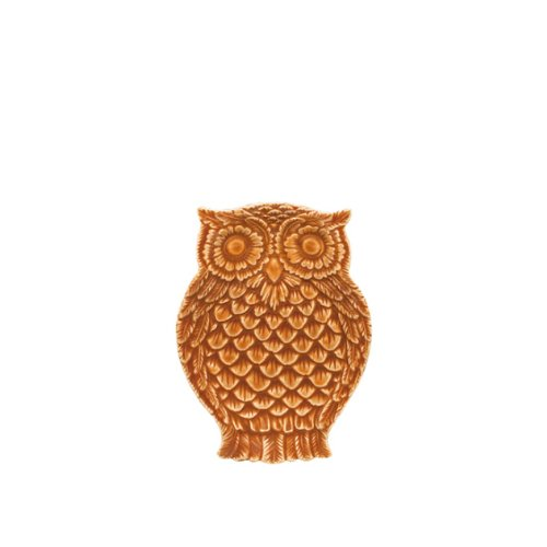 J. Willfred Rust Owl Tea Bag Holders (6) for sale  Delivered anywhere in USA