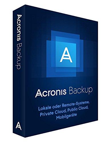 ACRONIS Backup 12 Windows Server Essentials (DE) Box