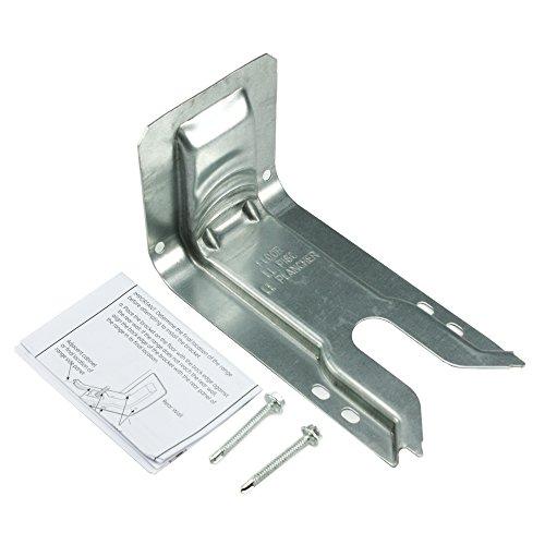 Supplying Demand WB02K10254 Oven Range Ant-Tip Bracket WB02K10020, ()