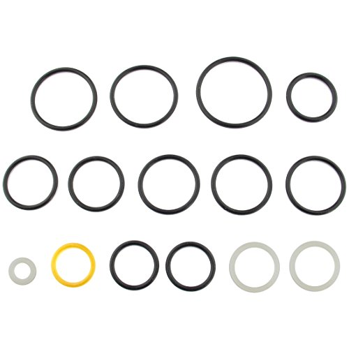 RPM Tech Level SmartParts GoG Spares Kit for EOS, Epiphany, Ion, SP8, SP1, Vibe, eNVy, eXTCy, eNMEy,and G1 - Most Commonly Needed OEM Orings and Other Pieces