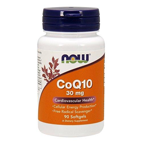 NOW CoQ10 30 90 Softgels