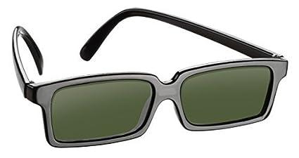 Amazon.com: Gafas de sol de visión trasera con aspecto de ...