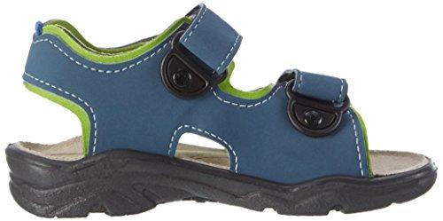 25 Ricosta Surf Acido 545 EU Pavone Sandales Garçon Bleu Bleu drZIrq