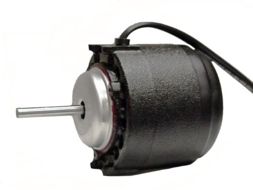 A.O. Smith 276 50 Watts, 1550 RPM 5/16-Inch by 2-1/2-Inch Shaft, 3 Mounting Holes Two Feet Cast Iron Unit Bearing Motor