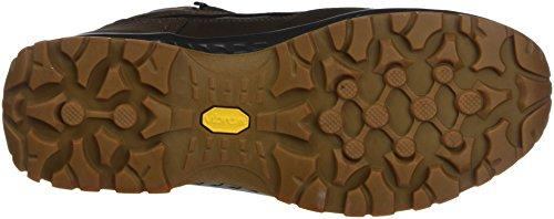 Banks Ii Mujer Multicolor Gtx Velcro brown 56 De Hanwag Lady verde Para Zapatilla OqdwfO5g