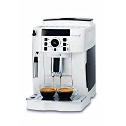 De'Longhi macchina per caffè espresso superautomatica ECAM21.110.W Magnifica S