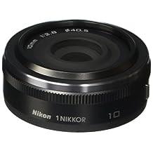 Nikon 1 NIKKOR 10mm f/2.8 Lens - Black