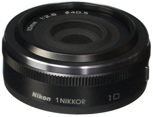 Nikon 1 NIKKOR 10mm f/2.8 (Black)