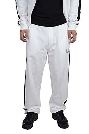 "Emporio Armani Men's EA7 ""Train Evolution"" White Track Sweat Pants US 2XL IT 56"