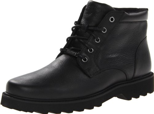 Rockport Men's Northfield WP Plain Toe Chukka Boot