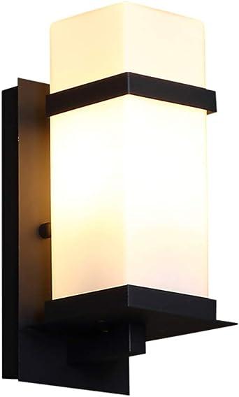 Bañadores De Pared Focos Para La Pared Apliques Moderno Lámparas Decoradas Para Lectura Lluminación De Led Lámpara De Pared Exterior Pasillo Escaleras Balcón ZHAOYONGLI: Amazon.es: Iluminación