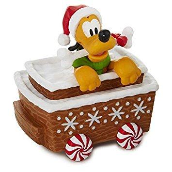 Hallmark XKT2135 Disney Christmas Express, Pluto