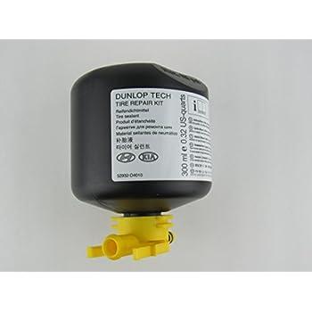 Dunlop Tech Kia Optima 52932-D4010 Tire Sealant Instant Mobility System