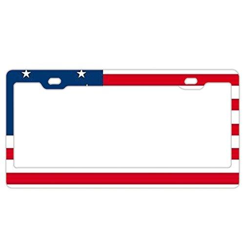 Boston Red Sox Black Funny Humor Auto Car Tag Frame Slim License Plate