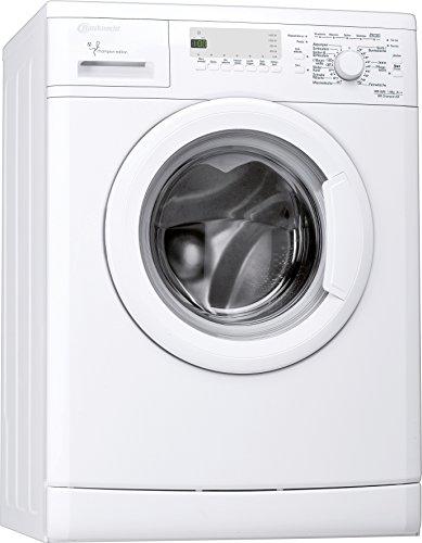 Bauknecht WA Champion 64 Waschmaschine FL / A+++ / 147 kWh/Jahr / 1400 UpM / 6 kg / 8200 L/Jahr / Startzeitvorwahl /Unterbaufähig / weiß