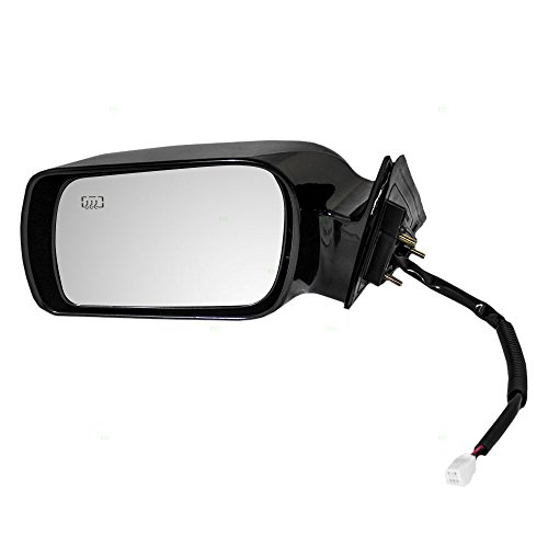 Drivers Power Side View Mirror Heated w/o Memory Replacement fits 00-04 Toyota Avalon ()