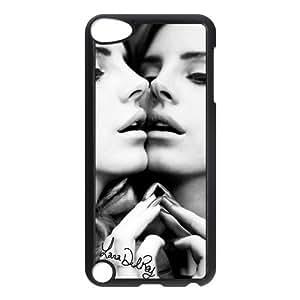 Customiz American Famous Singer Lana Del Rey Back Case for ipod Touch 5 JNIPOD5-1317