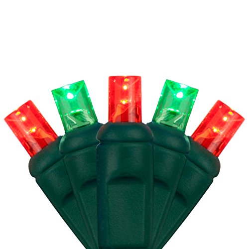 Red And Green Led Christmas Tree Lights