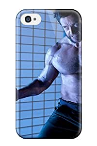 4/4s Scratch-proof Protection Case Cover For Iphone/ Hot The Wolverine 2013 Phone Case