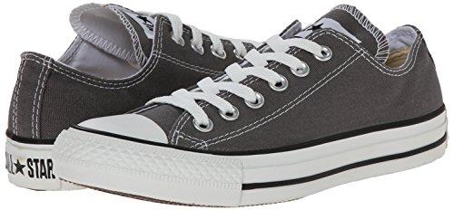 Converse Men's Chuck Taylor All Star Core Ox Charcoal Sneaker Men's 15 Medium