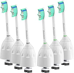Homissor Replacement Brush Heads For Philips Sonicare E-Series HX7022 Sweepstakes