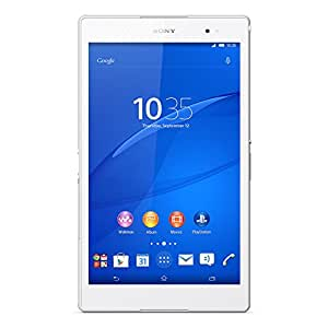"SONY XPERIA Z3 TABLET COMPACT SGP621 16GB WHITE , 8"", 4G/LTE + WI-FI Unlocked International GSM model - No Warranty"