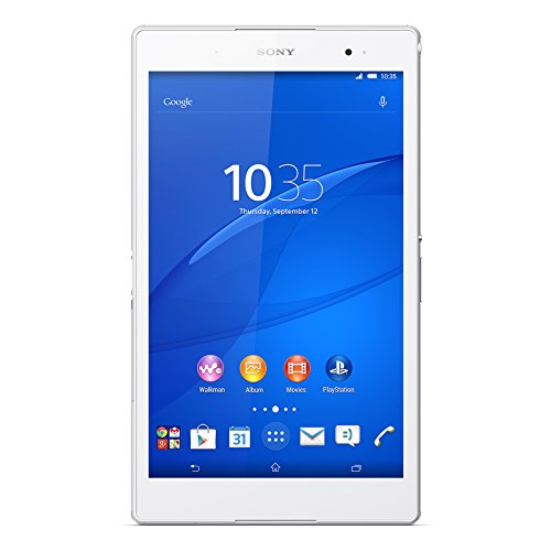 SONY XPERIA Z3 TABLET COMPACT SGP621 16GB WHITE , 8