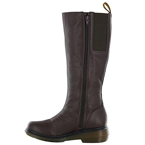 Martens Boots Viola Femme Dr Marron Moll Tg4AqAdWw