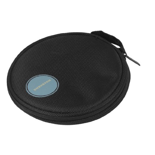 green nylon 10 sheets 20 pieces capacity auto car cd dvd round case bag holder for cheap. Black Bedroom Furniture Sets. Home Design Ideas
